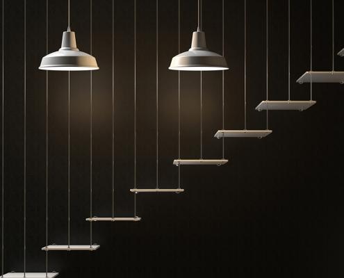 Escalera S20 metalne stepenice